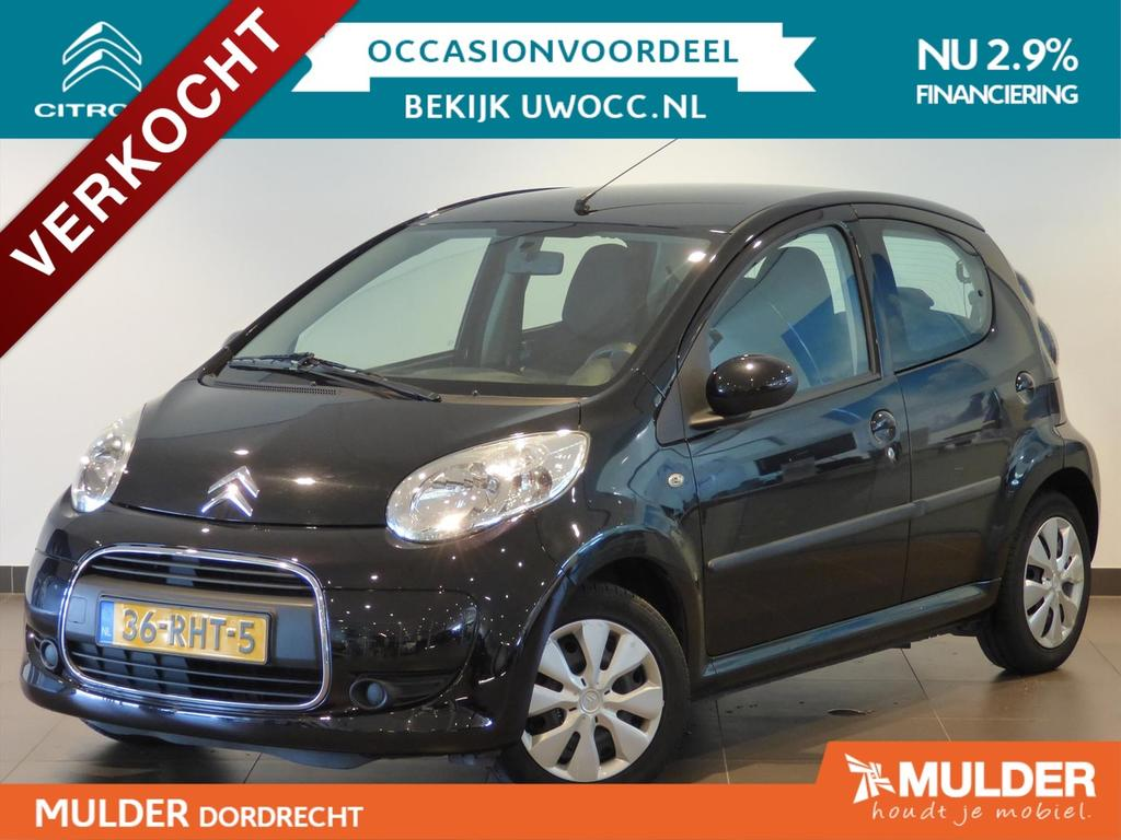 Citroën C1 1.0 5-d selection