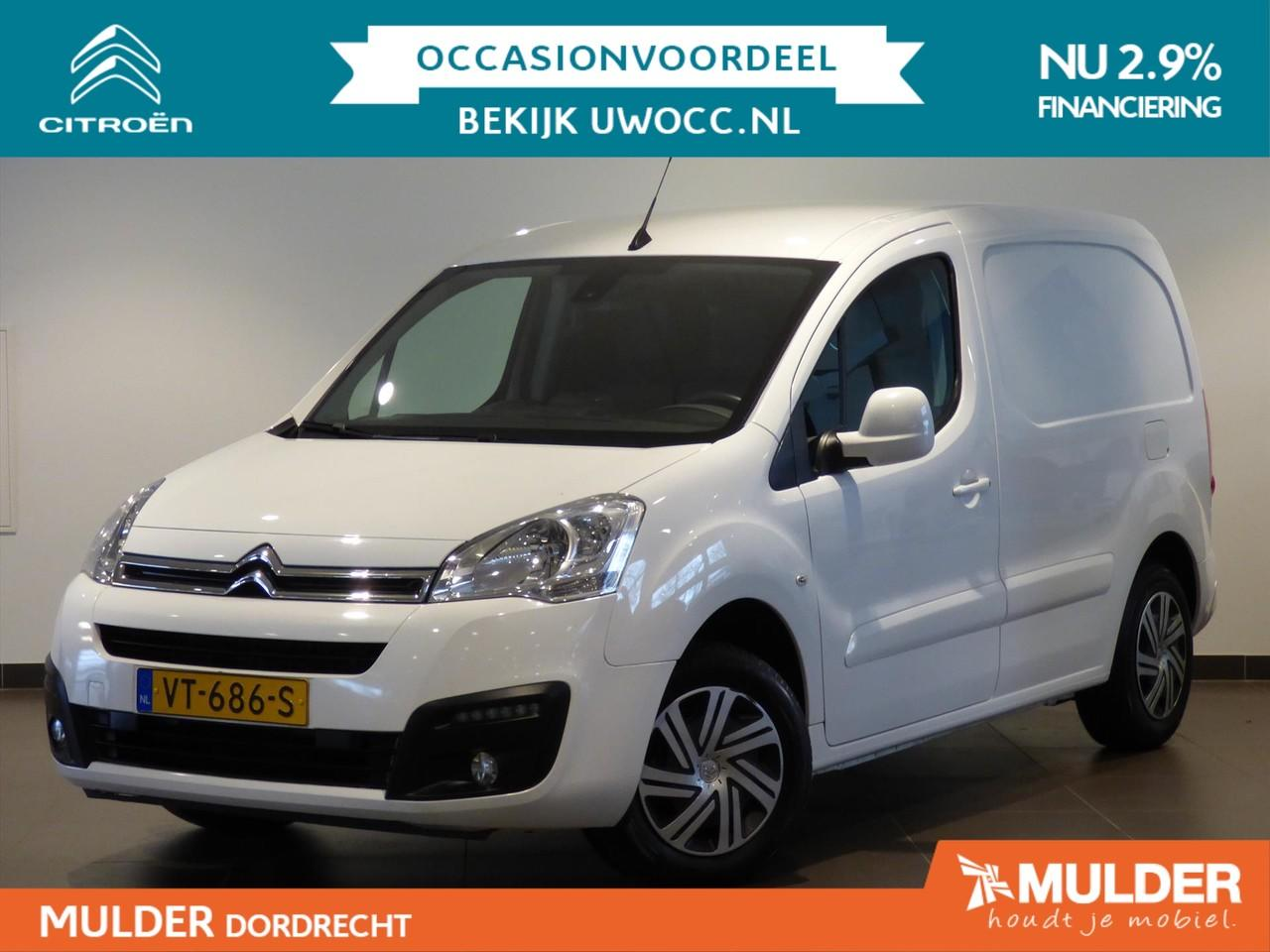 Citroën Berlingo Gb business 1.6 bluehdi 3p navi