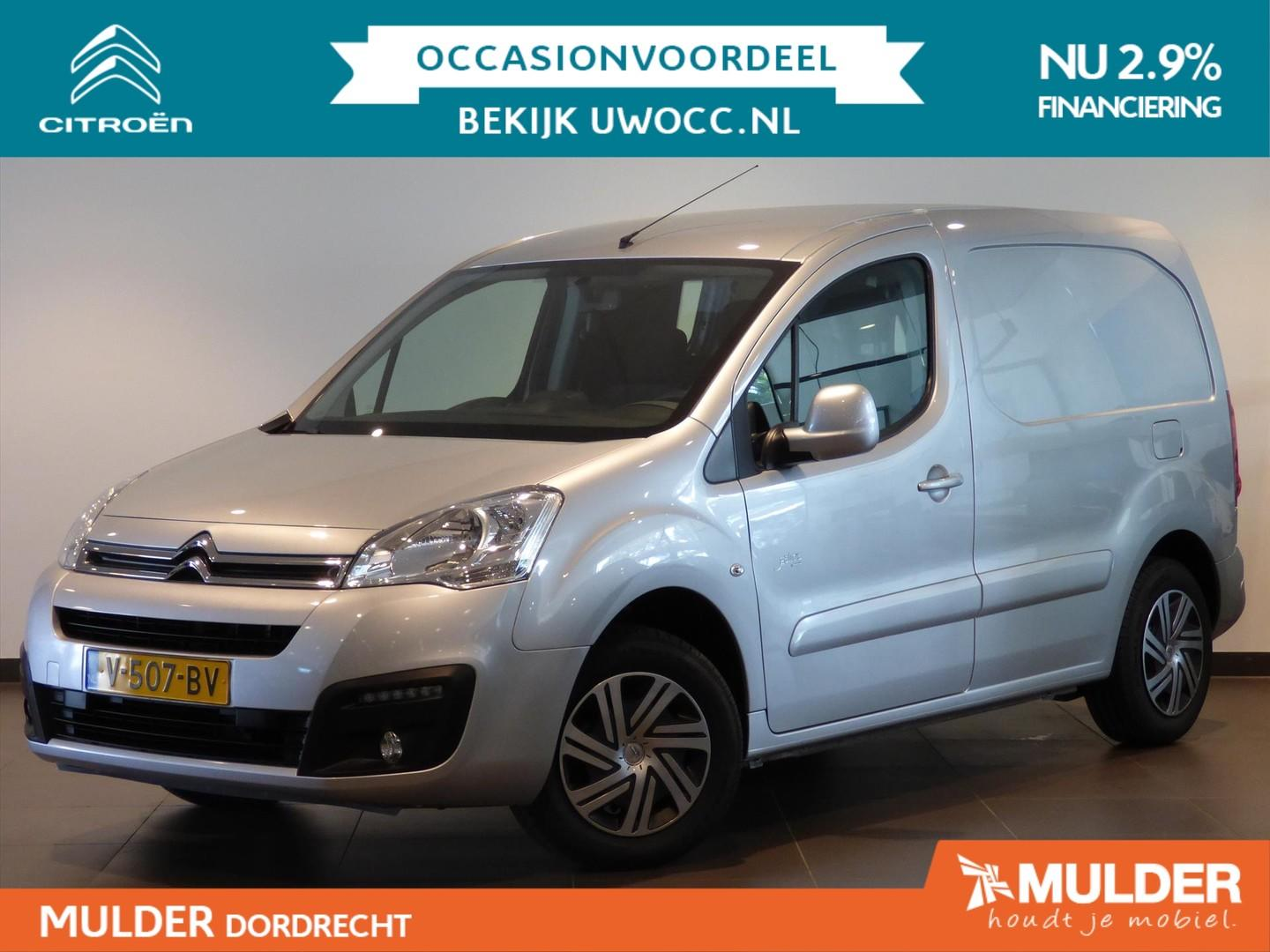 Citroën Berlingo Bluehdi 1.6 100pk s&s etg business economy