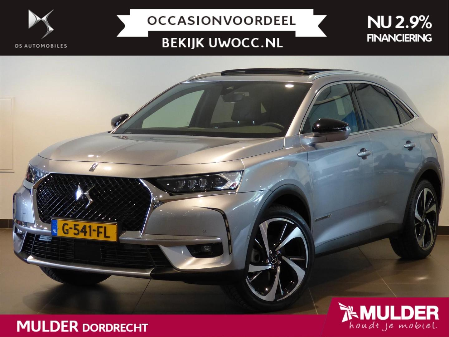 Ds Ds 7 crossback So chic rivoli puretech 225pk eat8 full-options