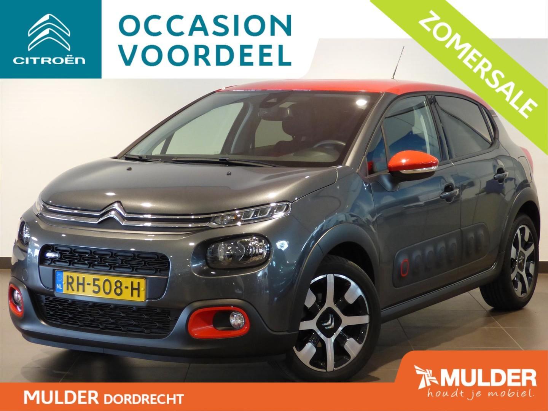 Citroën C3 Shine 1.2 puretech 110pk s&s navi