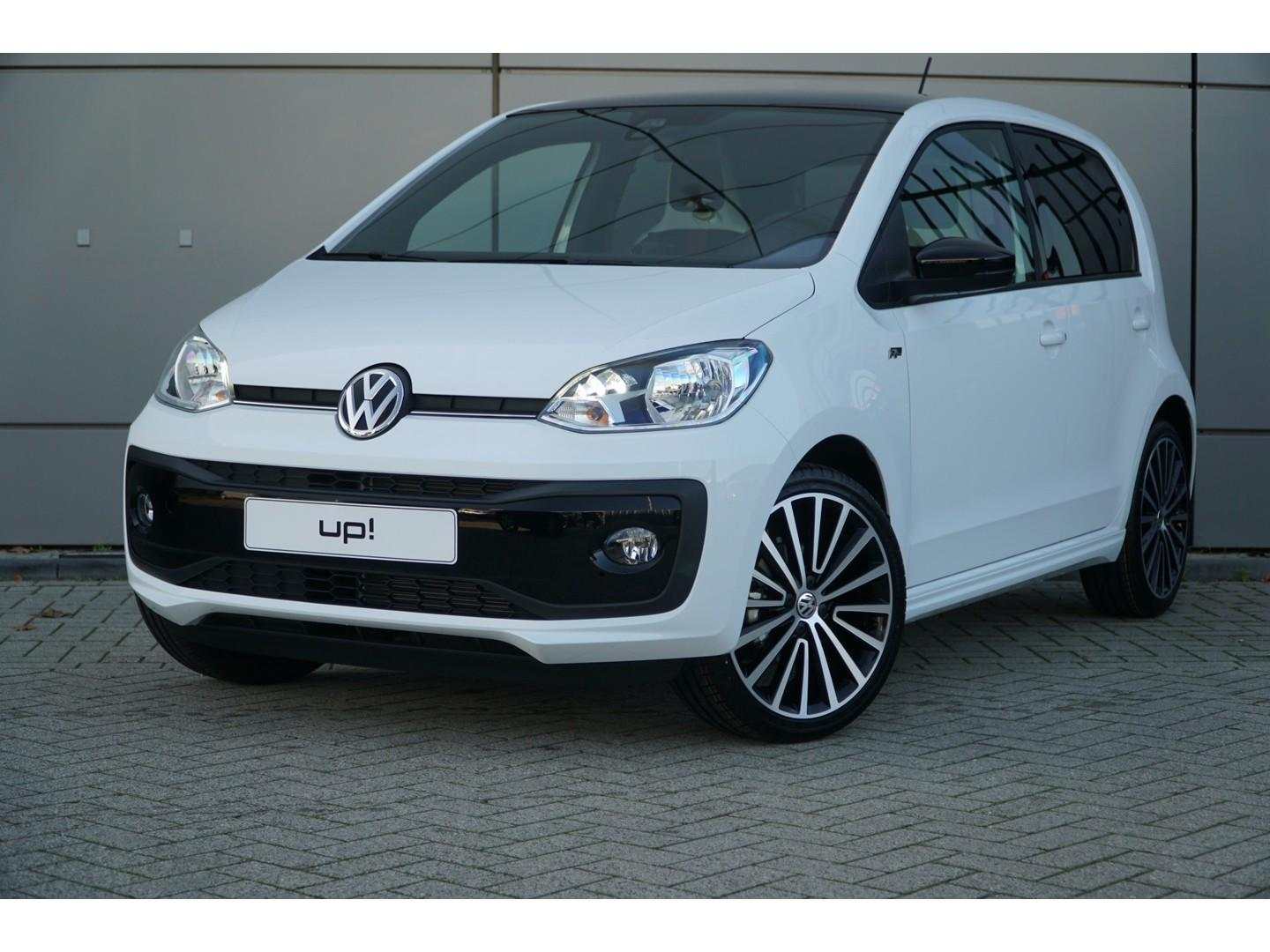 Volkswagen Up! High 1.0 bmt 60pk - r-line exterieur