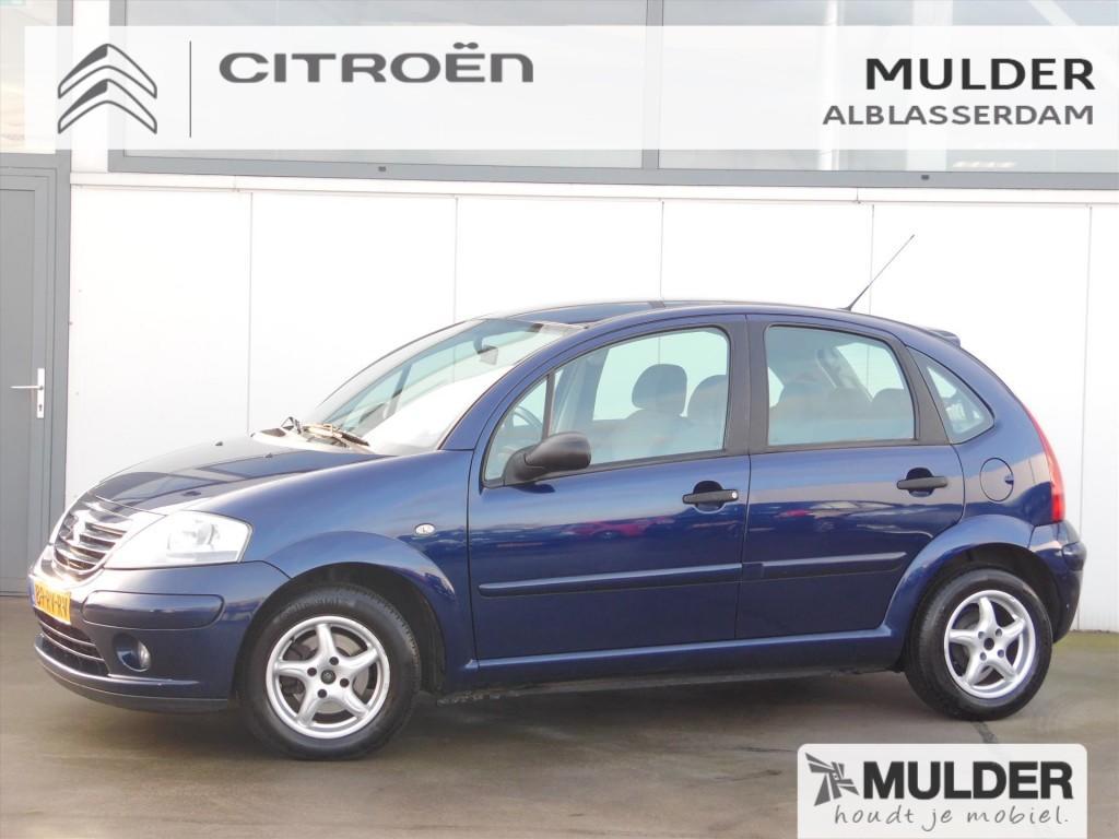 Citroën C3 Attraction 1.4 5-deurs airco