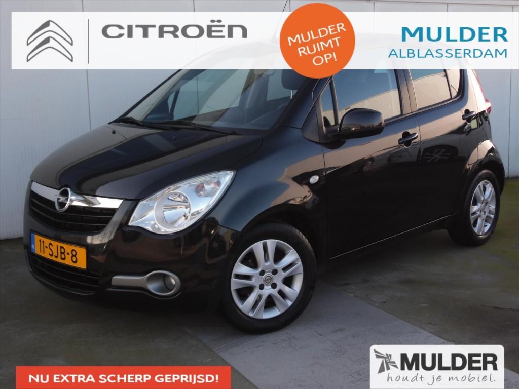 Opel Agila 1.0 12v airco lm velgen