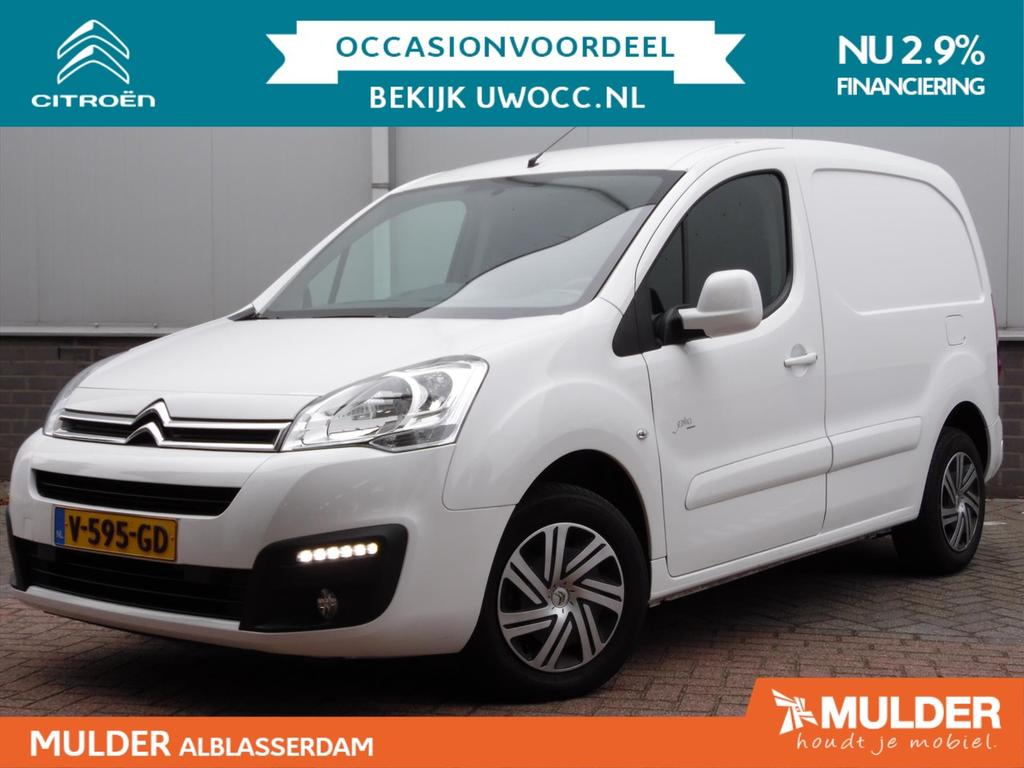Citroën Berlingo 1.6 bluehdi 75 club economy