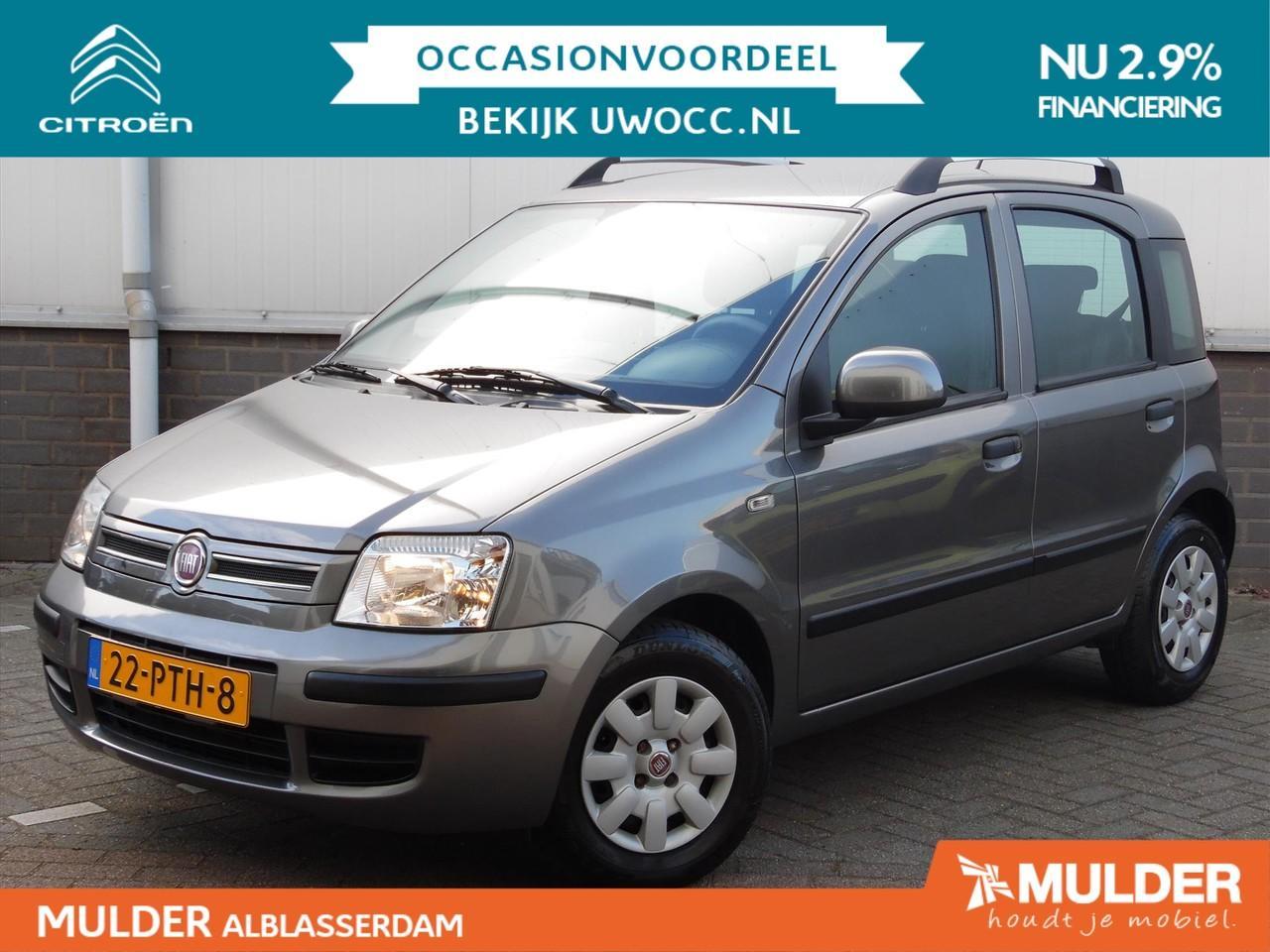 Fiat Panda Editione cool 1.2 70pk airco