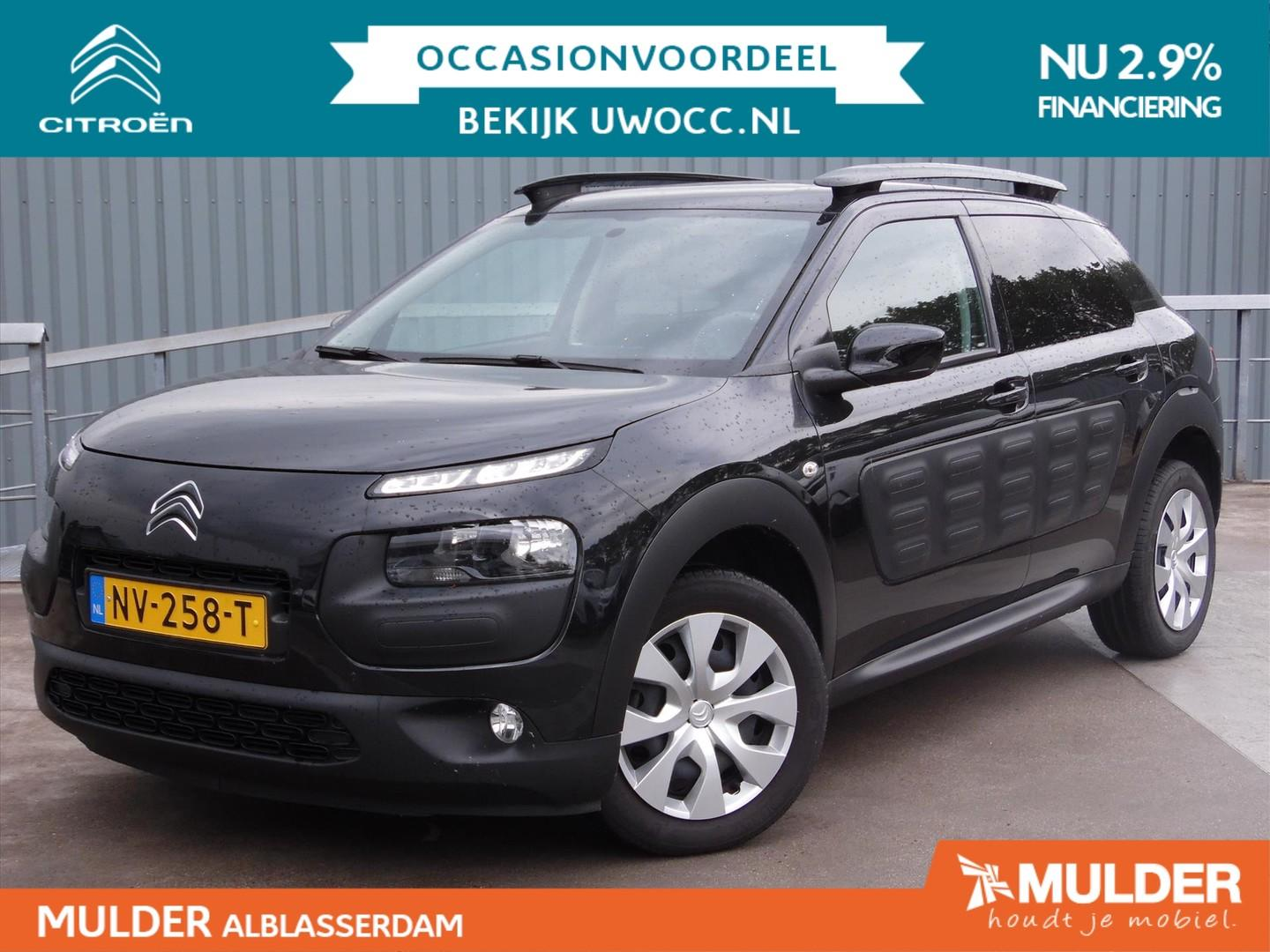 Citroën C4 cactus Business 1.2 vti 82 navi