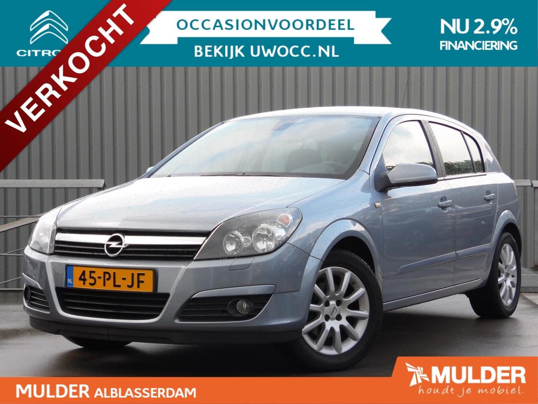 Opel Astra Cosmo easytronic 1.6 16v 105pk 5-deurs 1e eigenaar!