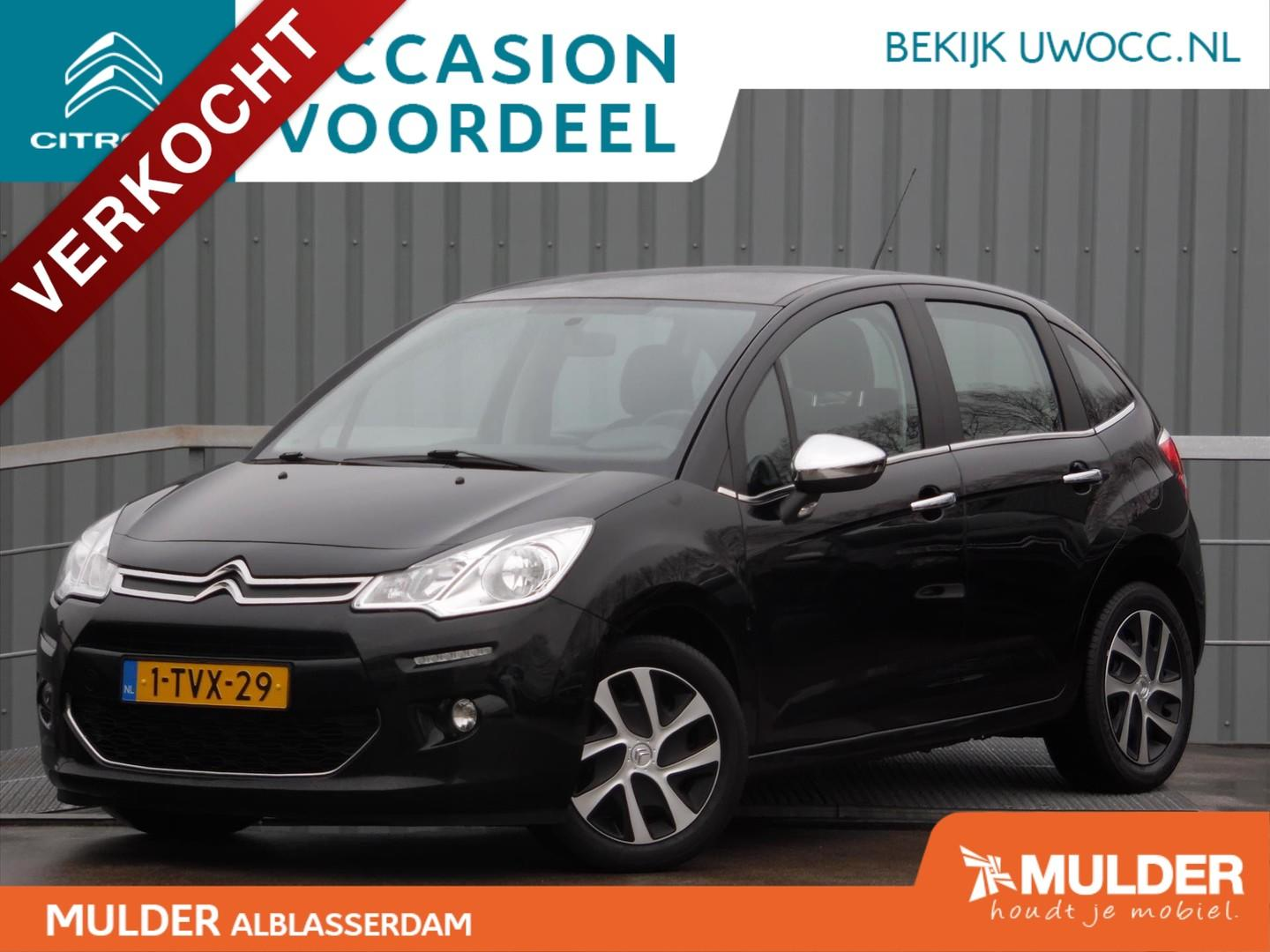 Citroën C3 Collection 1.2 puretech 82pk clima