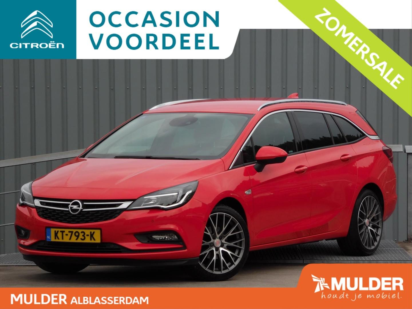 Opel Astra Sports tourer 1.4 innovation 150pk h6