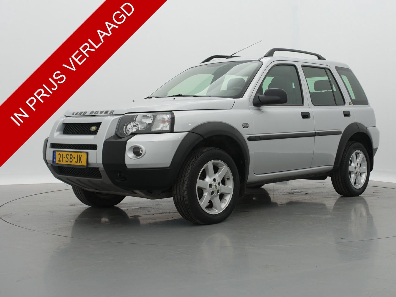 Land rover Freelander Station wagon 2.0 td4 automaat premium sport / leder / pano / navi / stoelverwarming / lm-velgen / * apk 11-2019 *