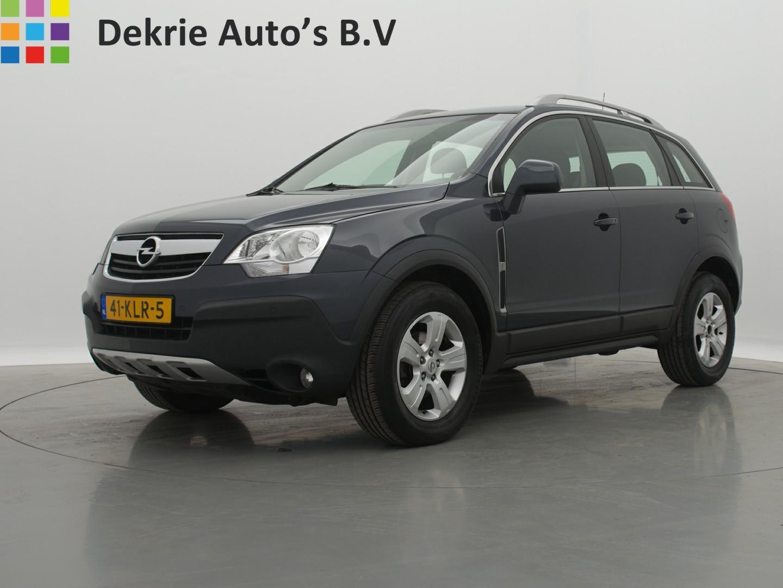 Opel Antara 2.4-16v essentia / navi / airco-ecc / cruise contr. / *apk tot 5-2020* / lmv