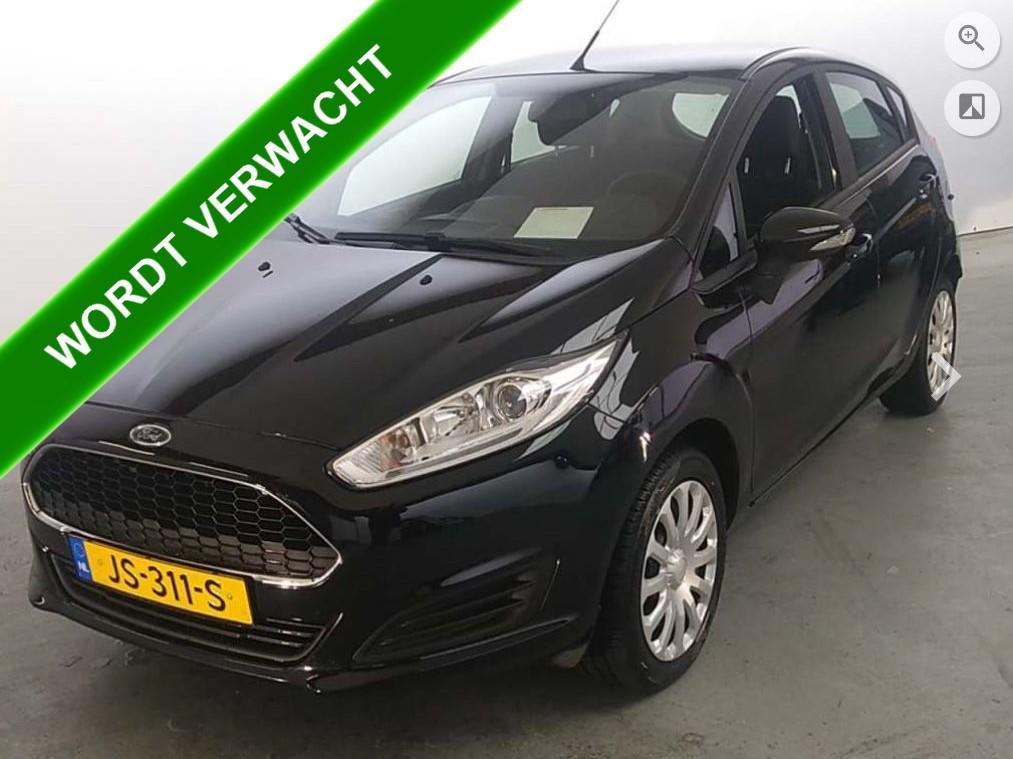 Ford Fiesta 1.0 style / navi / airco / cruise ctr. / el. pakket / audio / * apk 06 - 2020 *