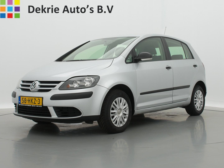 Volkswagen Golf plus 1.9 tdi trendline *automaat* / cruise ctr. / radio-cd / airco / *apk 2-2021*