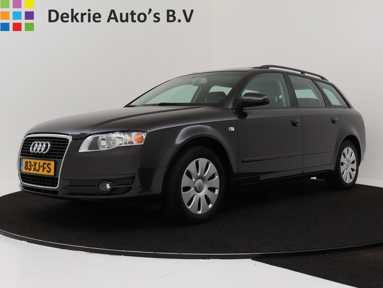 Audi A4 Avant 2.0 advance automaat / schuifdak / leder / navi / airco-ecc / cruise ctr. / pdc / lm-velgen
