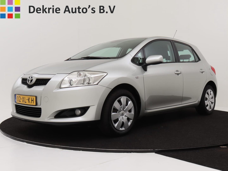 Toyota Auris 1.6-16v luna business / *5-deurs* / navi / keyless / airco-ecc / trekhaak / *apk tot 5-2021*