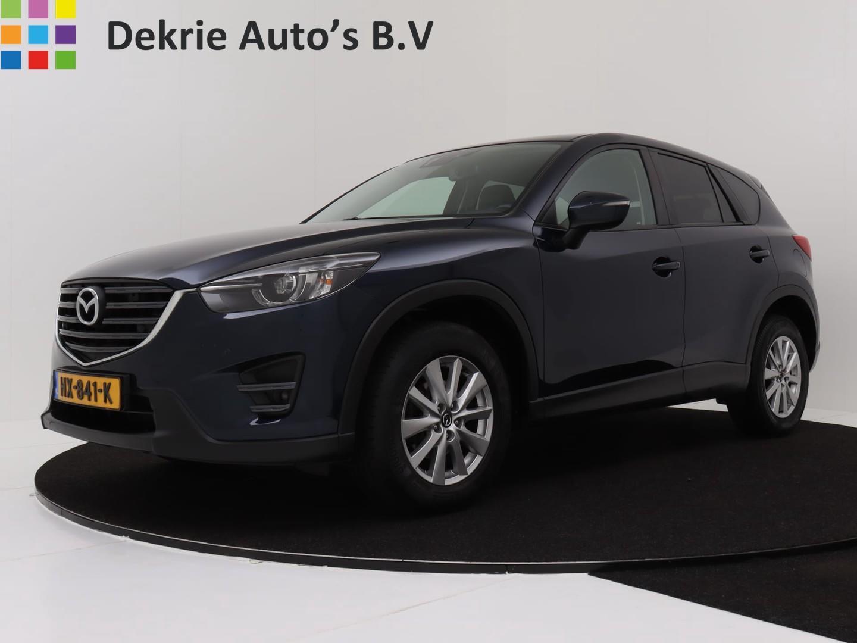 Mazda Cx-5 2.0 skyactiv-g 165 ts+ 2wd / leder / mem. stoelen / navi / pdc / xenon / *apk tot 2-2022* / lmv