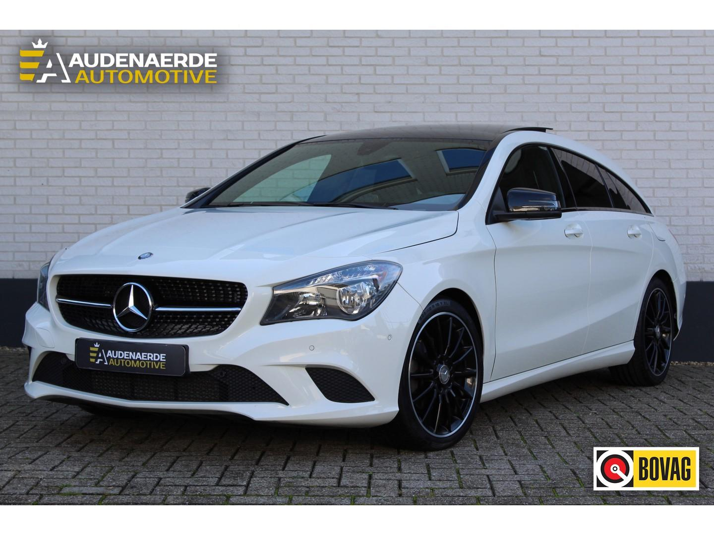 Mercedes-benz Cla-klasse Shooting brake 180 prestige
