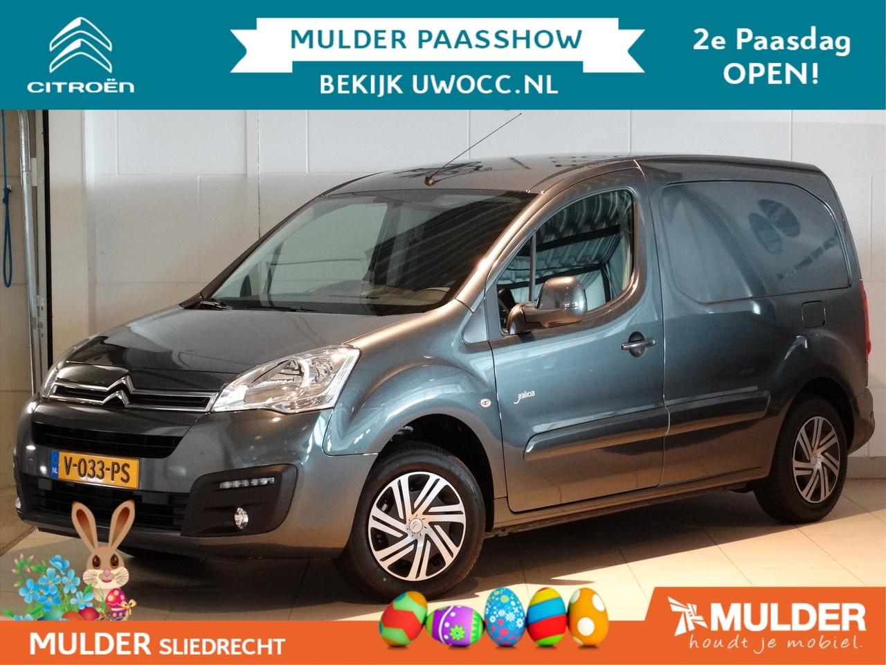 Citroën Berlingo Gb club 1.6 bluehdi 100 etg6 autom. 3p