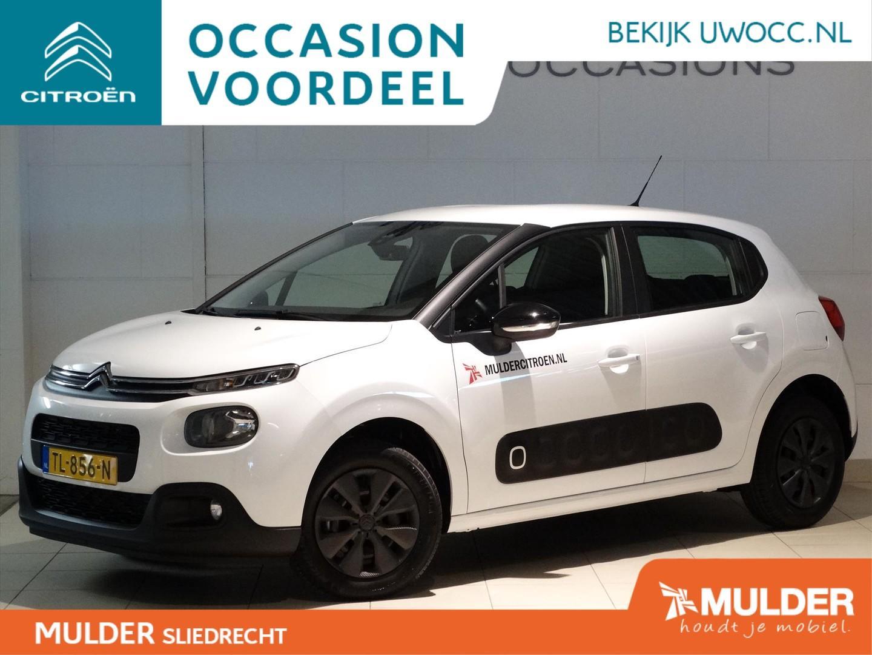 Citroën C3 Feel 1.2 puretech 5-deurs navi