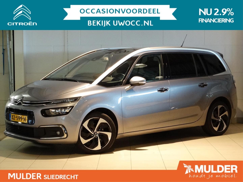 Citroën Grand c4 picasso Shine 7p 2.0 bluehdi 150pk eat6 aut. full-options!