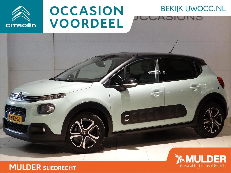 Citroën C3 Shine 1.2 puretech 82pk s&s 5d navi