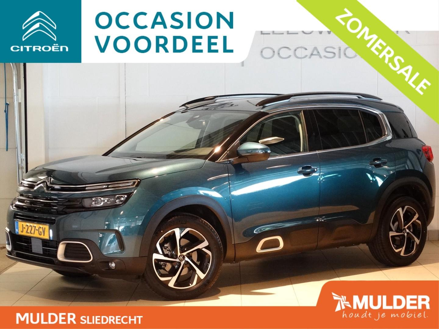 Citroën C5 aircross Feel plus 1.6 puretech 180pk s&s eat8 navi
