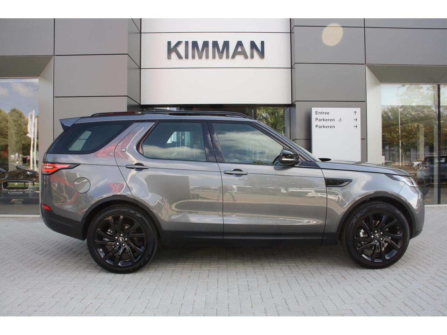 Land rover Discovery 3.0l td6 hse black design pack