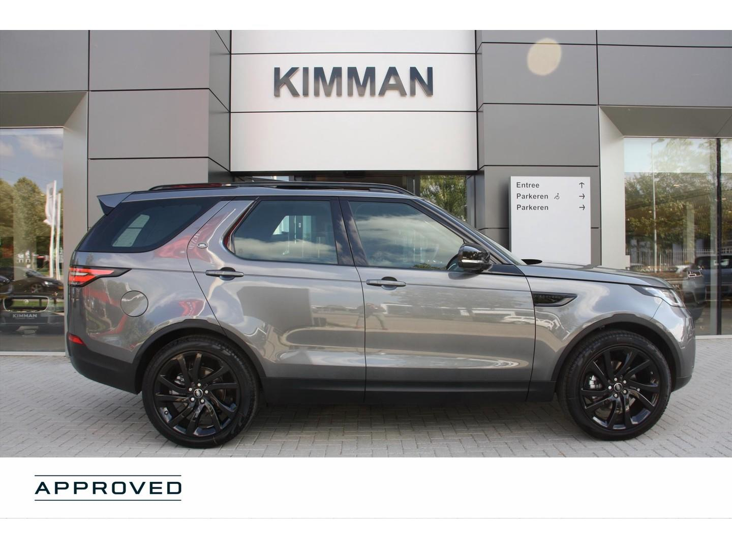Land rover Discovery 3.0l td6 hse * black pack *