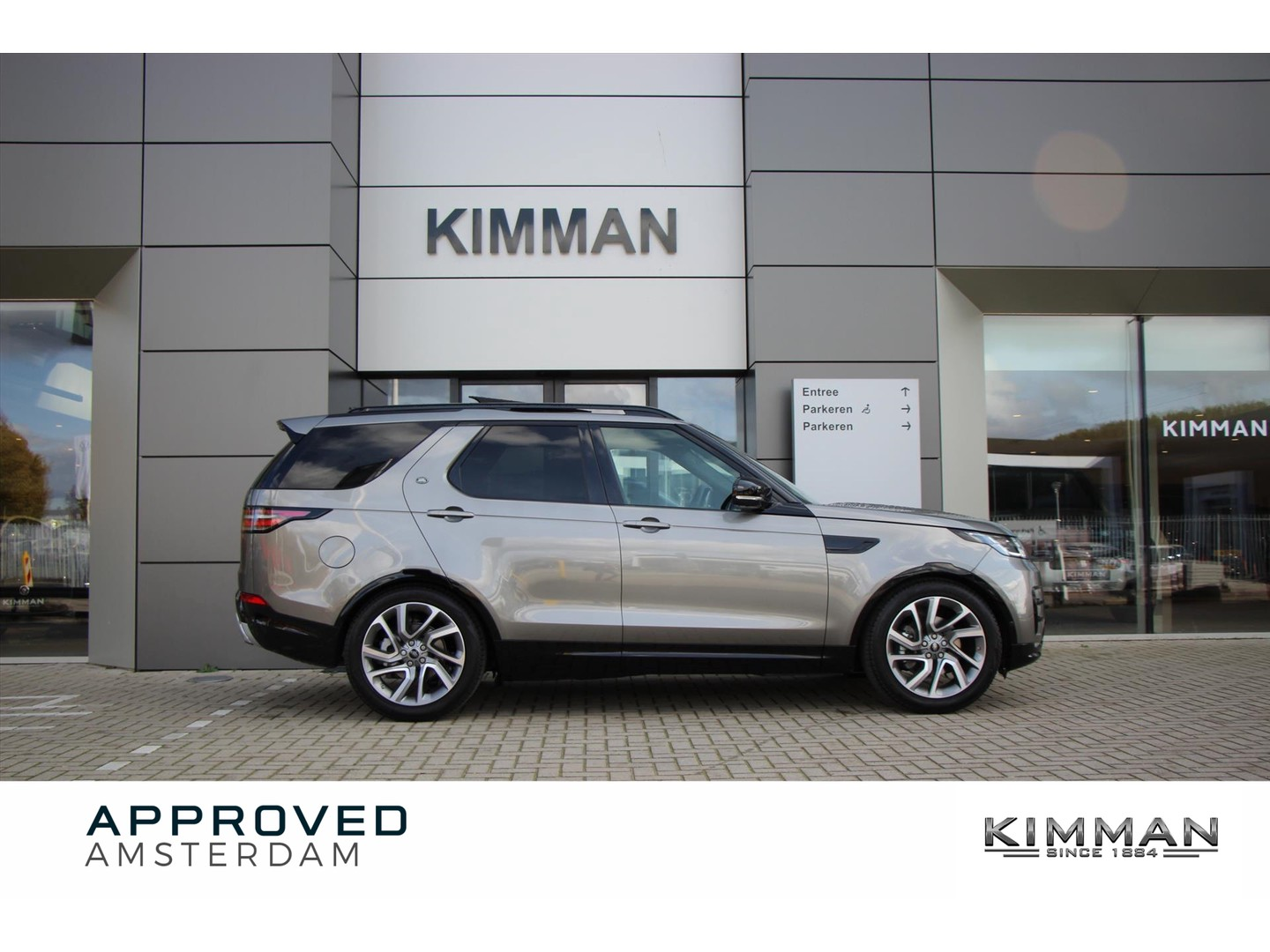 Land rover Discovery P300 * 7 zits landmark edition *