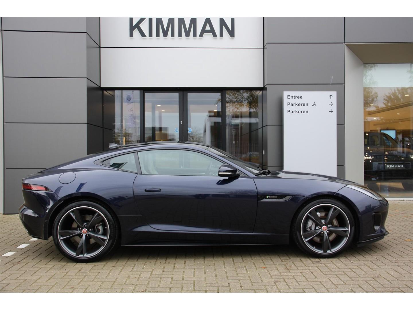 Jaguar F-type Coupé 2.0 i4 300pk aut. r-dynamic