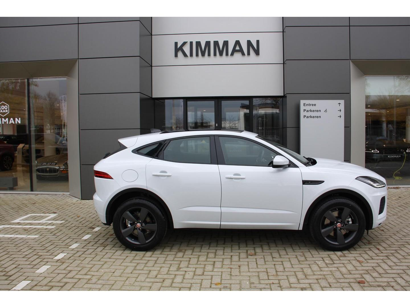 Jaguar E-pace 2.0 awd aut chequered flag