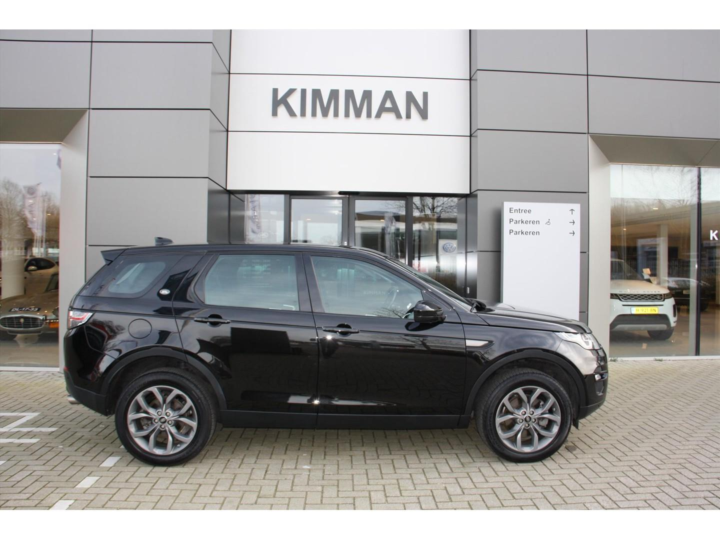 Land rover Discovery sport 2.0 td4 4wd urban series se aut.