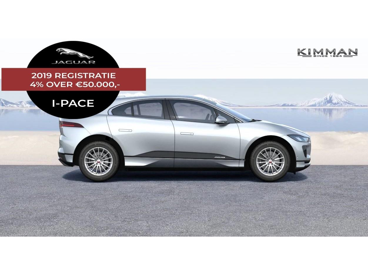 Jaguar I-pace Ev400 400pk awd aut business edition se