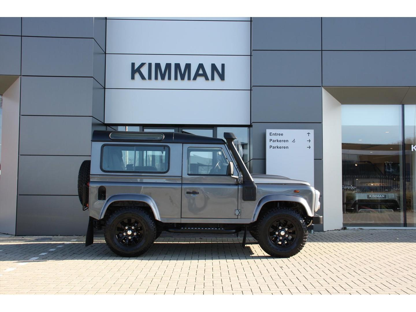 Land rover Defender 90 x tech 4 persoons !