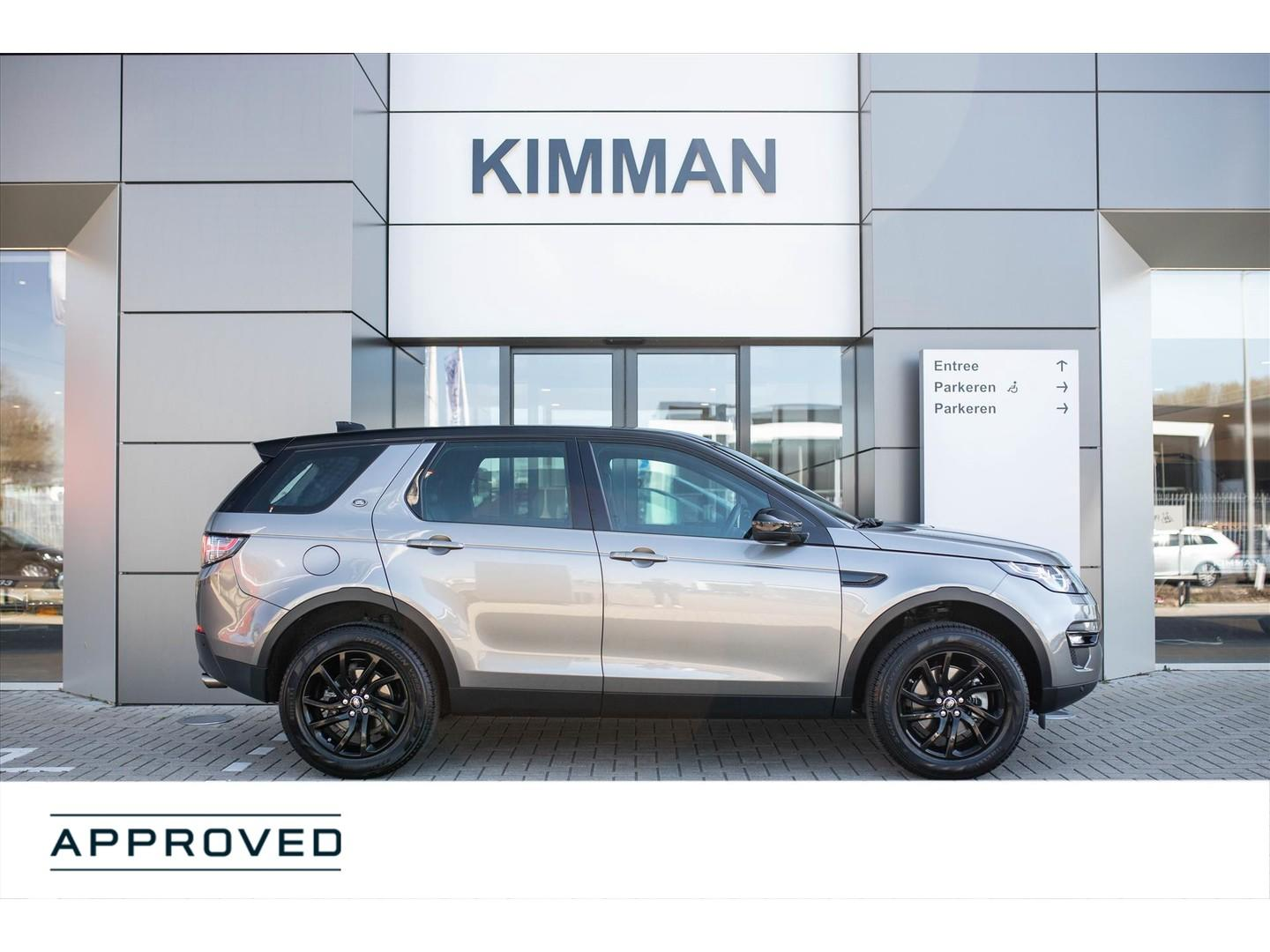 Land rover Discovery sport 2.0 td4 awd se urban series se aut.9