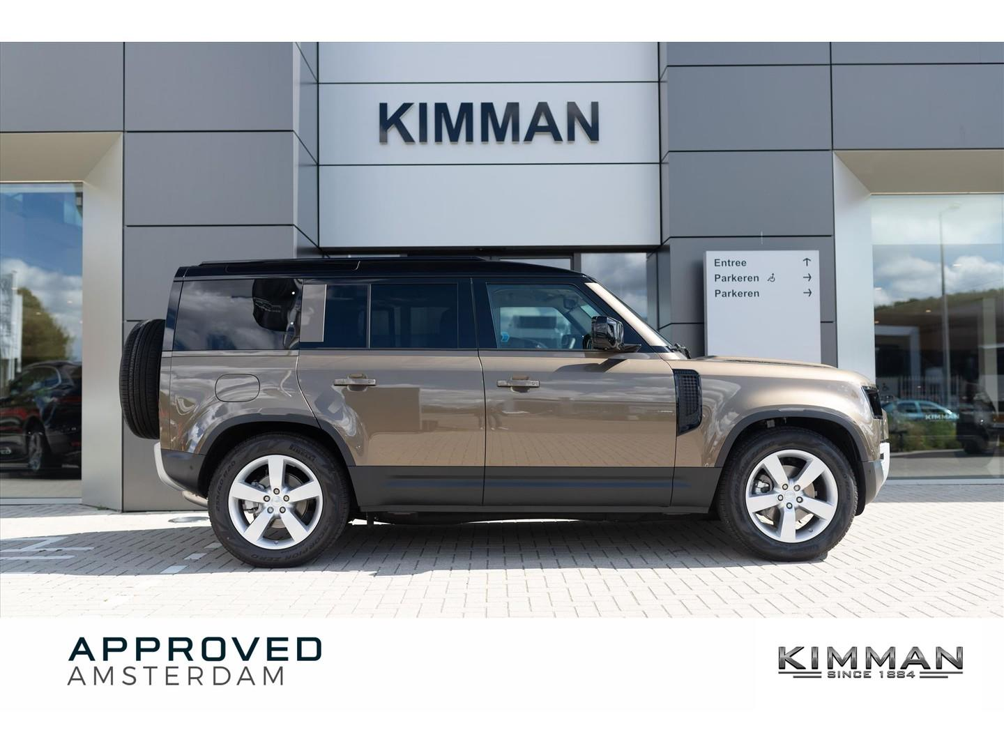 Land rover Defender 110 d240 *240 pk* 7 seater pack first edition
