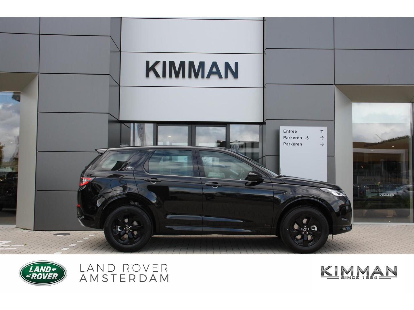Land rover Discovery sport P200 200 pk r-dynamic launch edition awd