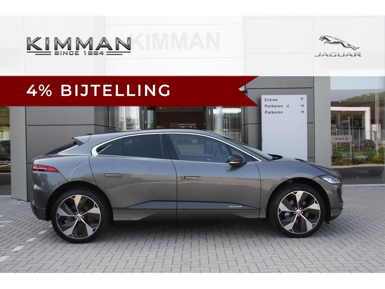 Jaguar I-pace Ev400 400pk awd aut hse 4% bijtelling 81.675,- incl. btw