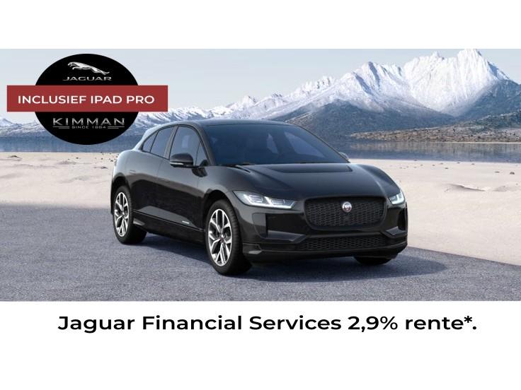 Jaguar I-pace Ev320 320pk awd aut business edition s