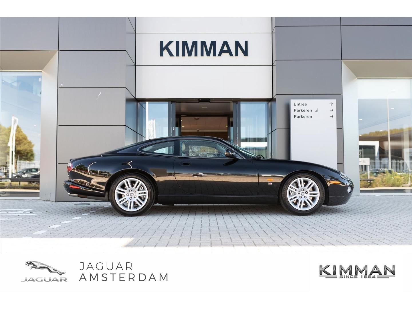 Jaguar Xkr 4.2 supercharger coupe