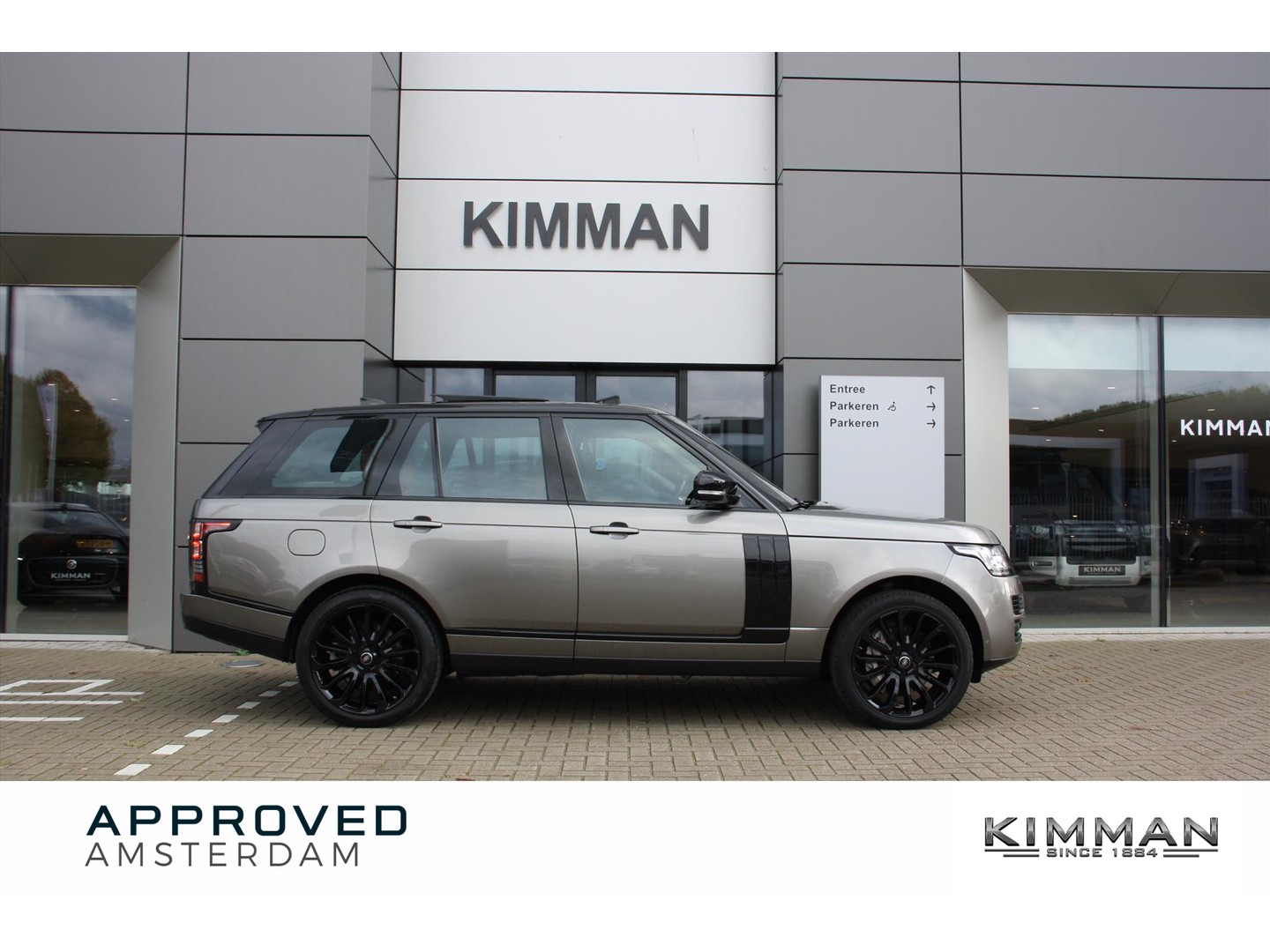 Land rover Range rover 3.0 tdv6 * autobiography * black design pack