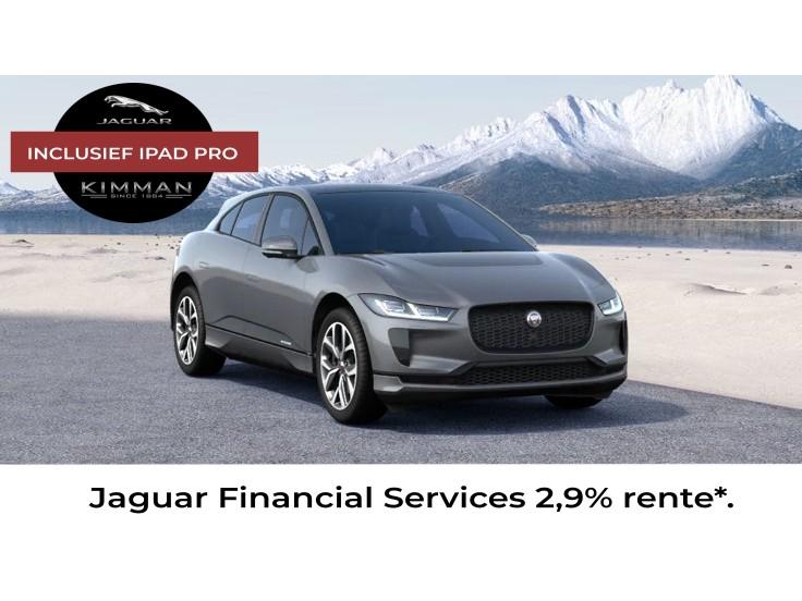 Jaguar I-pace Ev320 se business pack - excl. btw