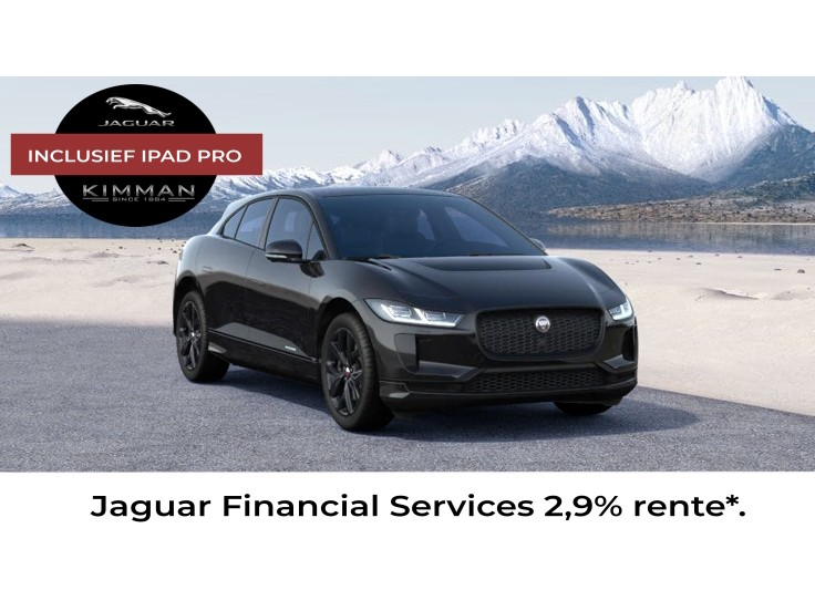Jaguar I-pace Se business pack - excl. btw