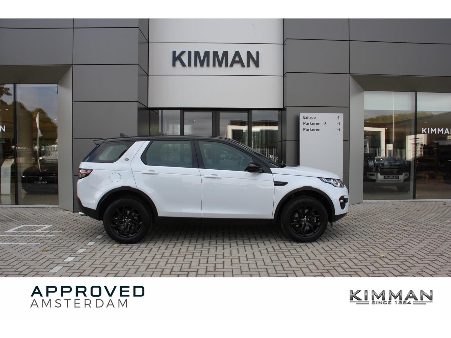 Land rover Discovery sport 2.0 si4 240 pk urban series se awd aut.9