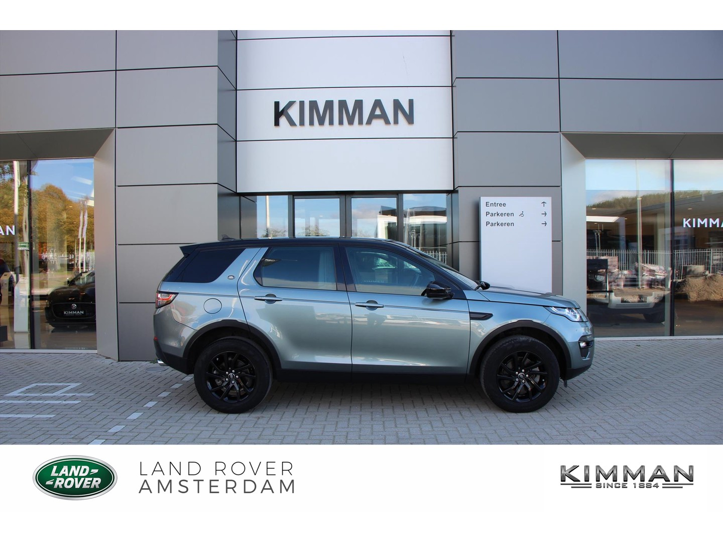 Land rover Discovery sport 2.0 td4 urban series se commercial awd aut.9