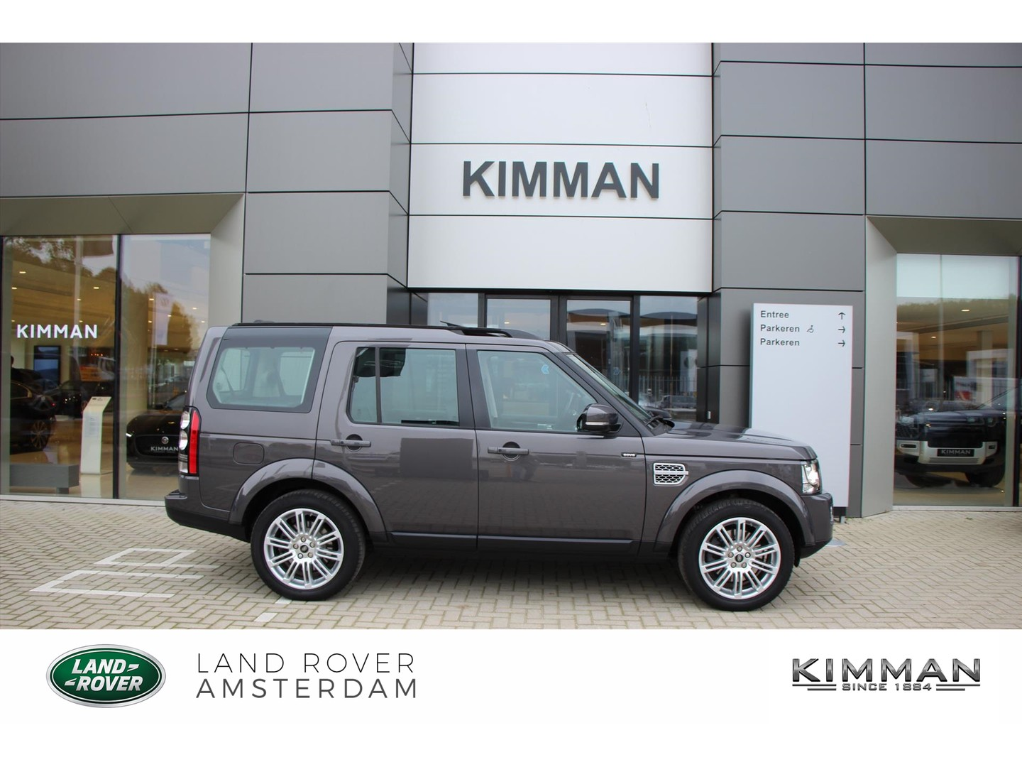 Land rover Discovery 4 3.0 sdv6 hse luxury 7 zits