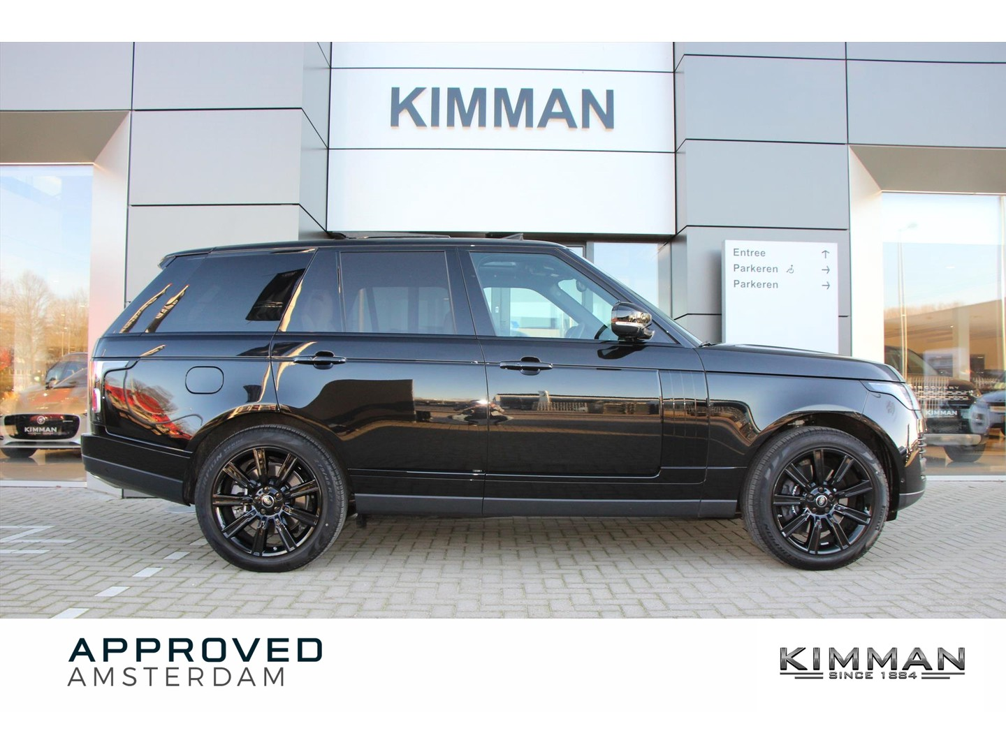 Land rover Range rover P400e vogue black exterior pack