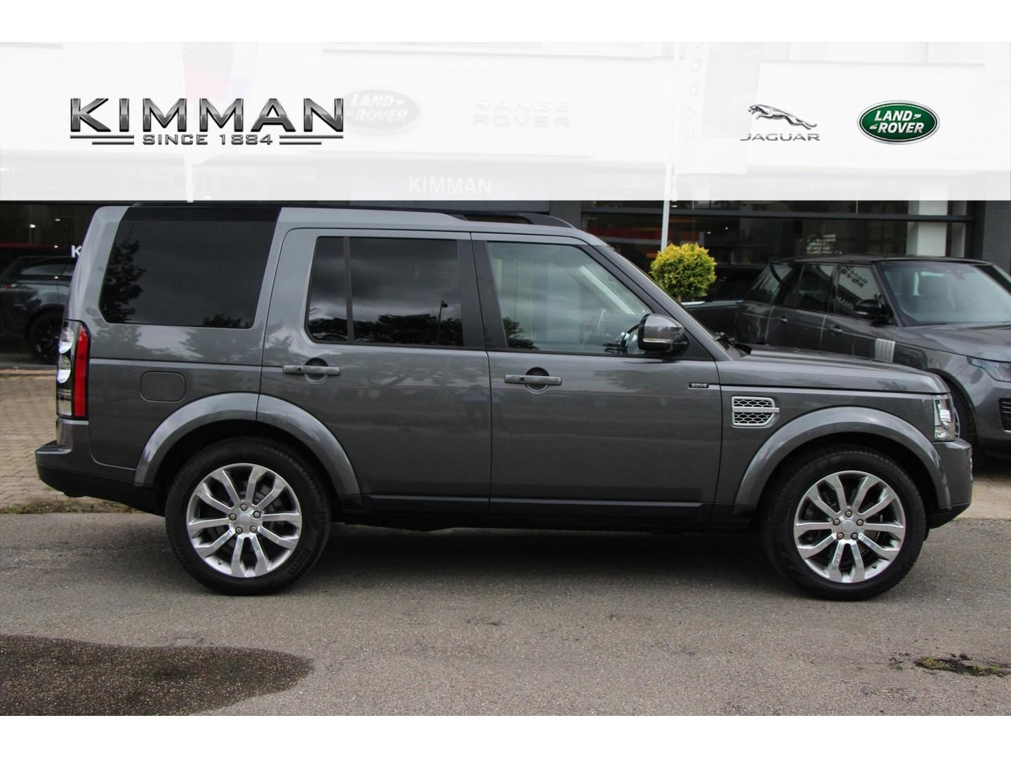 Land rover Discovery 3.0 sdv6 256pk aut. hse