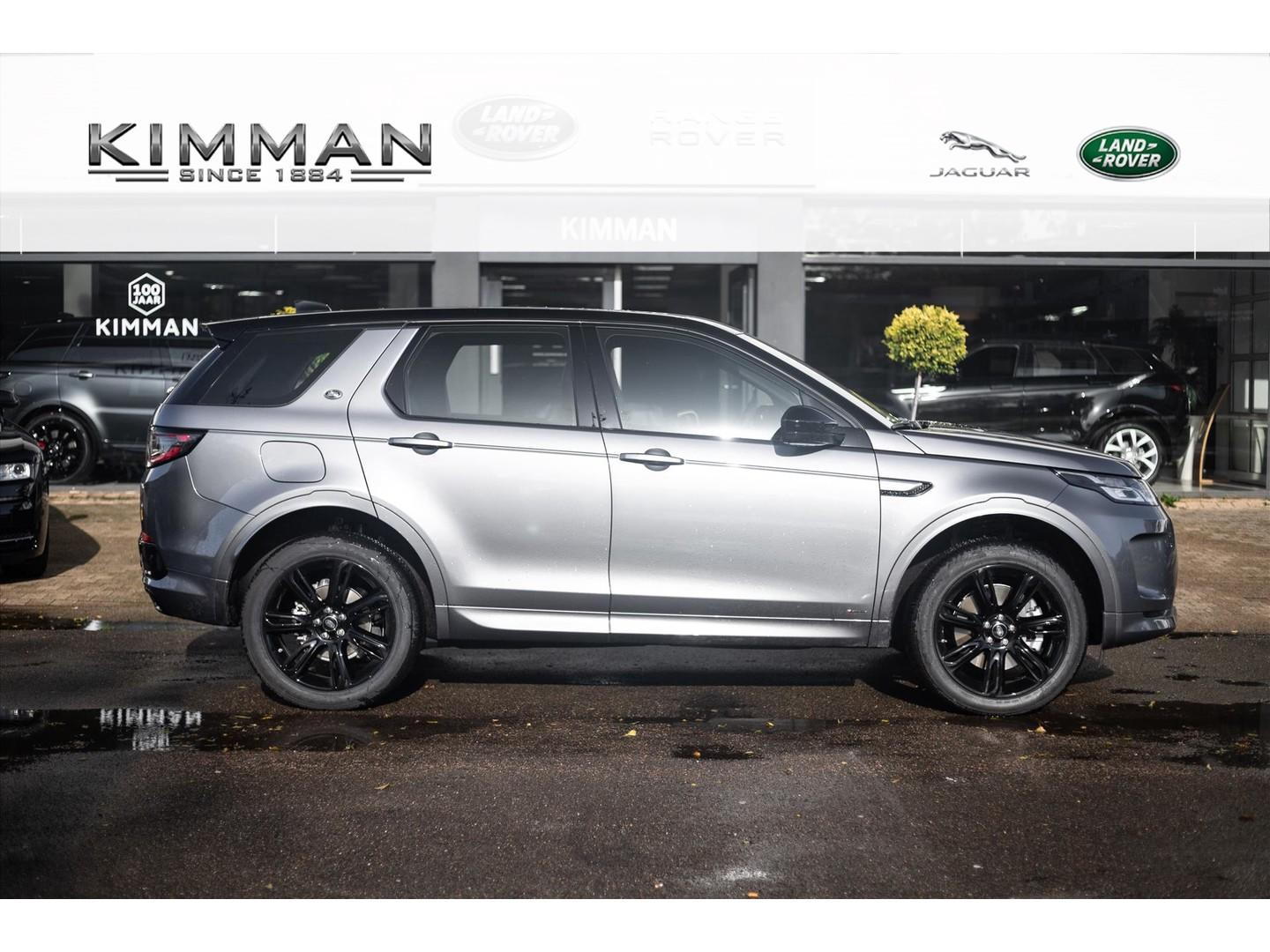 Land rover Discovery sport P200 200pk awd aut 5p. sport r-dynamic launch edition
